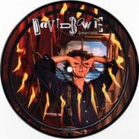 DAVID BOWIE Zeroes (2018) Vinyl Record 7 Inch Parlophone 2018 Picture Disc